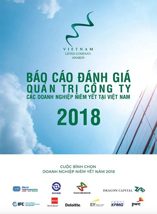 Báo cáo Đánh giá Quản Trị Công ty các Doanh nghiệp Niêm yết tại Việt Nam năm 2018