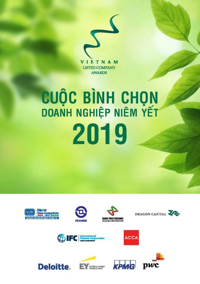 Thông tin về cuộc Bình chọn Doanh nghiệp Niêm yết 2019