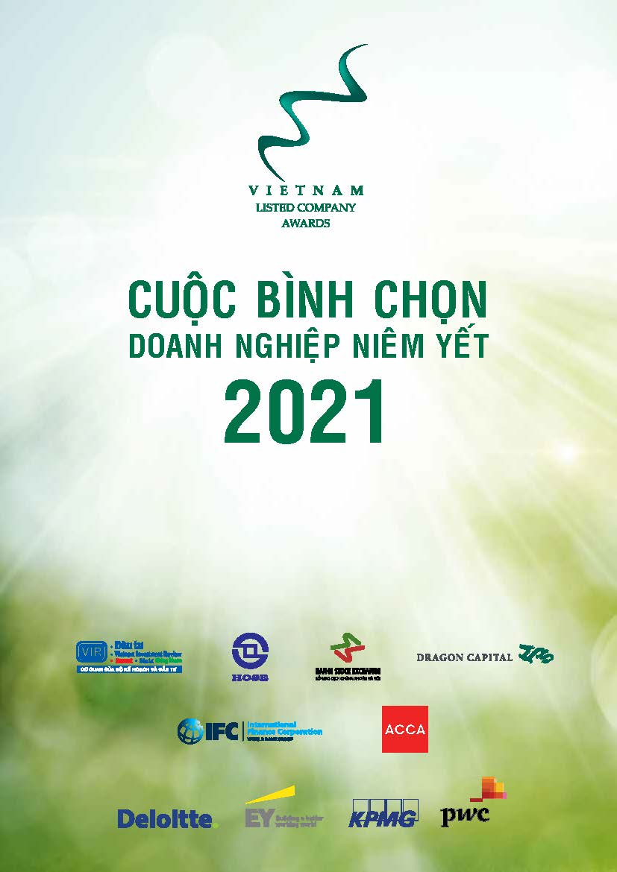 Thông tin Cuộc Bình chọn Doanh nghiệp Niêm yết 2021